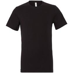 textil T-shirts m. korte ærmer Bella + Canvas CV3001 Vintage Black