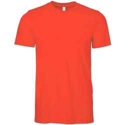 textil T-shirts m. korte ærmer Bella + Canvas CV3001 Poppy