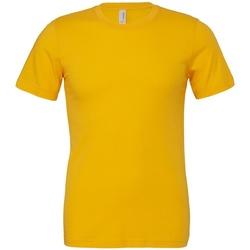 textil T-shirts m. korte ærmer Bella + Canvas CV3001 Gold