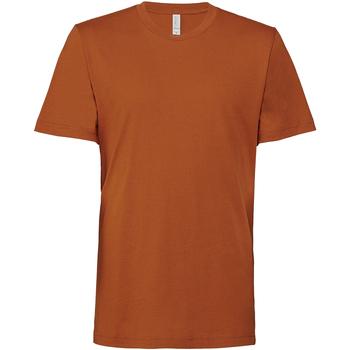 textil T-shirts m. korte ærmer Bella + Canvas CV3001 Autumn