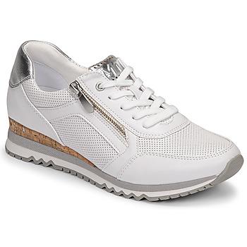 Sko Dame Lave sneakers Marco Tozzi BELLA Hvid