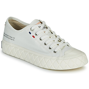 Sko Lave sneakers Palladium PALLA ACE CVS Hvid
