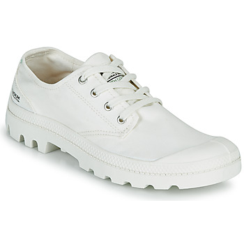 Sko Lave sneakers Palladium PAMPA OX ORGANIC II Hvid