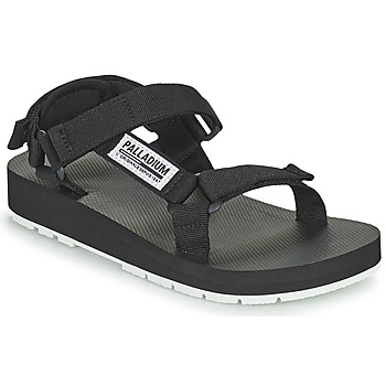 Sko Sandaler Palladium OUTDOORSY URBANITY Sort