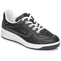 Sko Dame Lave sneakers TBS BRANDY Sort / Hvid
