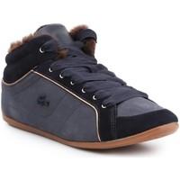 Sko Dame Høje sneakers Lacoste Missano MID 5 SRW DK 7-26SRW4207120 navy