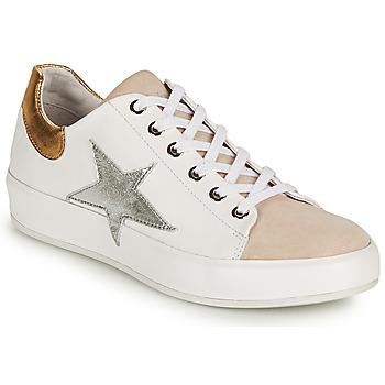 Sko Dame Lave sneakers Felmini TRUMP Hvid