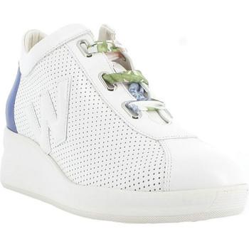 Sko Dame Lave sneakers Melluso R20220 hvid
