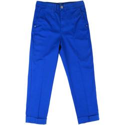 textil Dame Chinos / Gulerodsbukser Fornarina BE171L73G29112 Blå