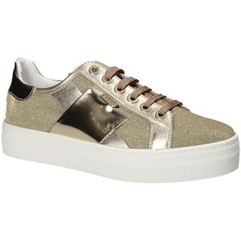Sko Dame Lave sneakers Keys 5541 Gul
