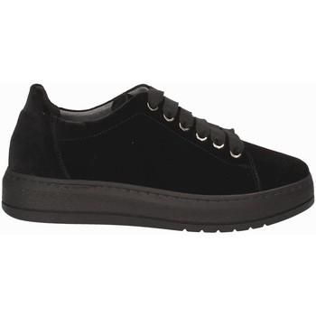 Sko Dame Lave sneakers Grunland SC3670 Sort