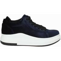 Sko Dame Lave sneakers Exé Shoes F17006688206 Blå