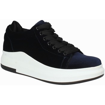 Sko Dame Lave sneakers Exé Shoes F17006688206 Blå