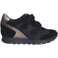 Sko Dame Lave sneakers Keys 7079 Sort