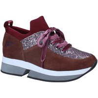 Sko Dame Lave sneakers Fornarina PI18SL1080VM72 Brun