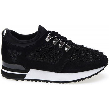 Sko Dame Lave sneakers Apepazza FNY03 Sort