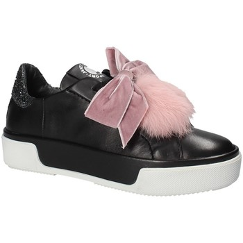 Sko Dame Lave sneakers Janet Sport 42730 Sort