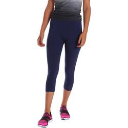 textil Dame Leggings Key Up 5LI23 0001 Blå