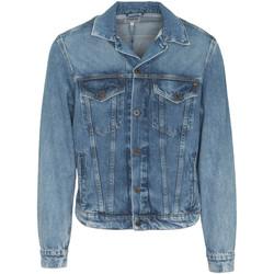 textil Herre Cowboyjakker Pepe jeans PM400908WG5 Blå