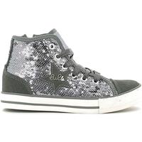 Sko Børn Høje sneakers Lulu LV010070T Grå