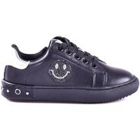 Sko Dreng Lave sneakers Holalà HS0033L0002J Sort