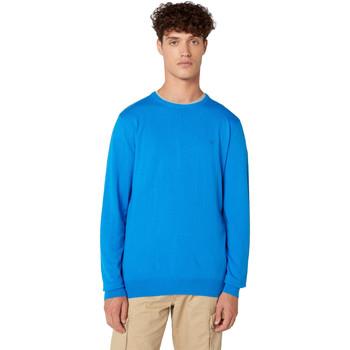 textil Herre Pullovere Wrangler W8A0PDXKL Blå