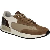 Sko Herre Lave sneakers Keys 3061 Brun