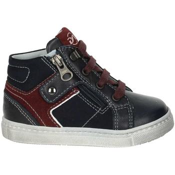 Sko Børn Høje sneakers Nero Giardini A823210M Blå