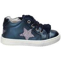 Sko Børn Lave sneakers Melania ME1239B8I.A Blå