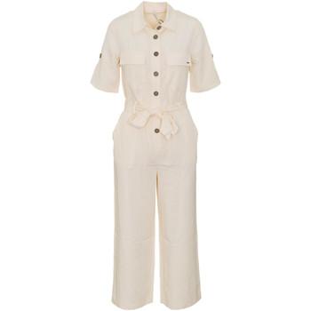 textil Dame Buksedragter / Overalls Pepe jeans PL230301 Beige