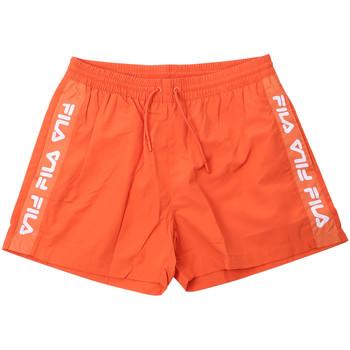 textil Herre Badebukser / Badeshorts Fila 687744 Orange