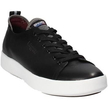 Sko Herre Lave sneakers Blauer 8SAUSTINXL01/LEA Sort