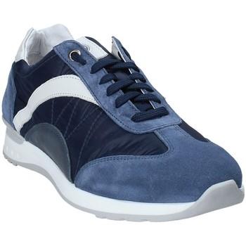 Sko Herre Lave sneakers Exton 661 Blå