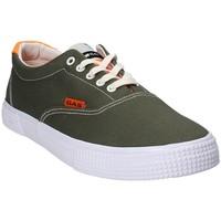 Sko Herre Lave sneakers Gas GAM810160 Grøn
