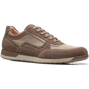 Sko Herre Lave sneakers Stonefly 110658 Brun