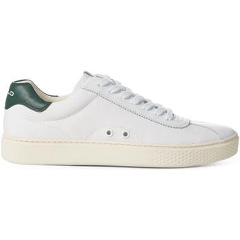 Sko Herre Lave sneakers Polo Sport 809735368002 hvid