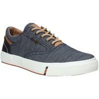 Sko Herre Lave sneakers Wrangler WM91120A Blå