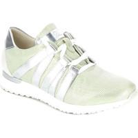 Sko Dame Lave sneakers Grunland SC3293 Grøn