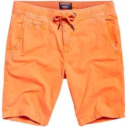 textil Herre Badebukser / Badeshorts Superdry M71011GT Orange