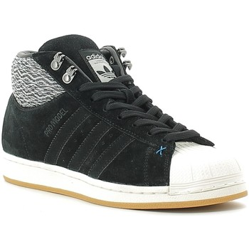 Sko Herre Høje sneakers adidas Originals AQ8159 Sort