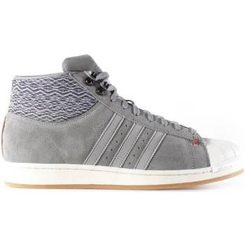 Sko Herre Høje sneakers adidas Originals AQ8160 Grå