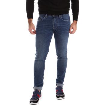 textil Herre Jeans - skinny Gas 351276 Blå