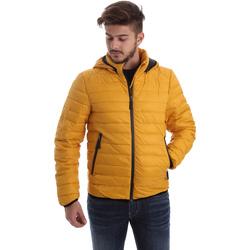 textil Herre Dynejakker Byblos Blu 669501 Gul