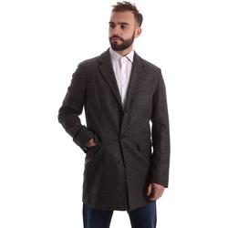 textil Herre Jakker / Blazere Gaudi 62FU30155 Grå