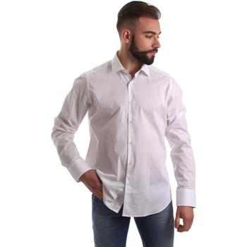 textil Herre Skjorter m. lange ærmer Gmf 962250/03 hvid