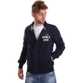 textil Herre Jakker Key Up FGS7 0001 Blå