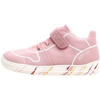 Sko Pige Lave sneakers Naturino 2013463-03-0M02 Lyserød
