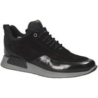 Sko Herre Lave sneakers Exton 162 Sort