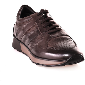 Sko Herre Lave sneakers Soldini 20630 2 Brun