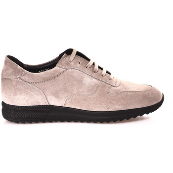 Sko Herre Lave sneakers Soldini 20610 V Beige